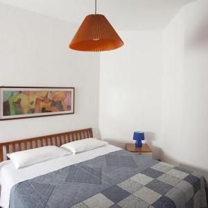 Camera da letto Trilocale