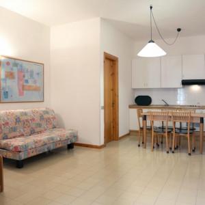 Soggiorno con Cucina Appartamento