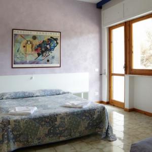 Camera da letto Terza Versione