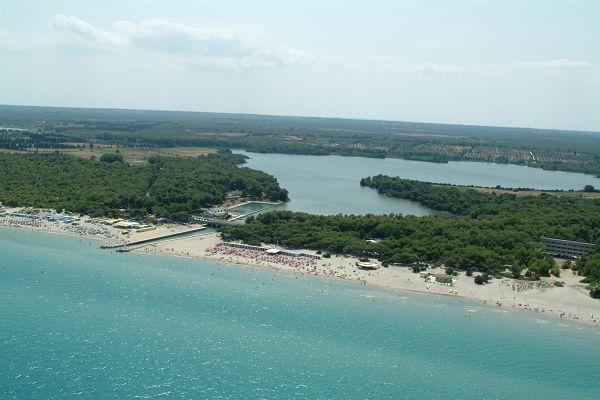 Laghi Alimini ad Otranto
