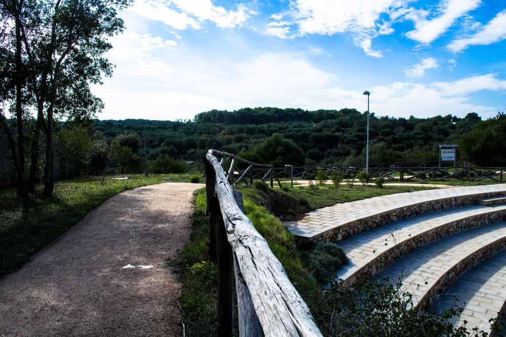 Parco Canali a Vignacastrisi