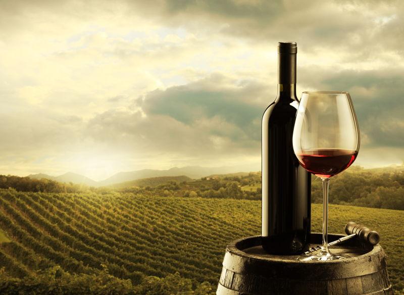 bottiglia vino salentino