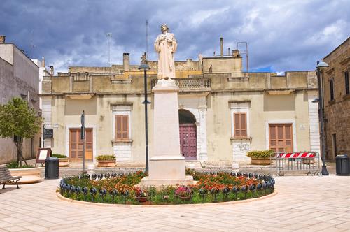 Monumento a Ugento