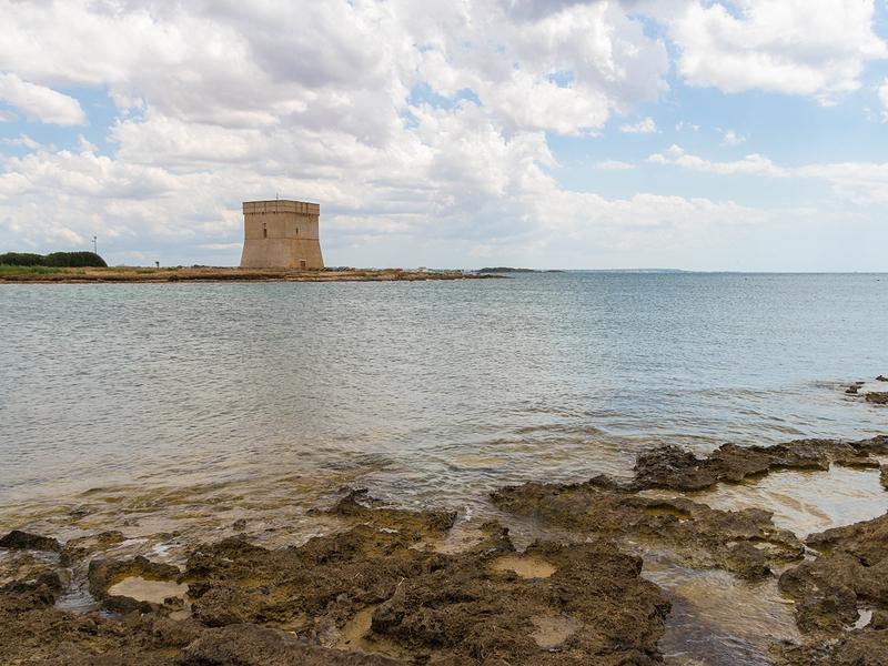 L'oasi incontaminata di Torre Chianca
